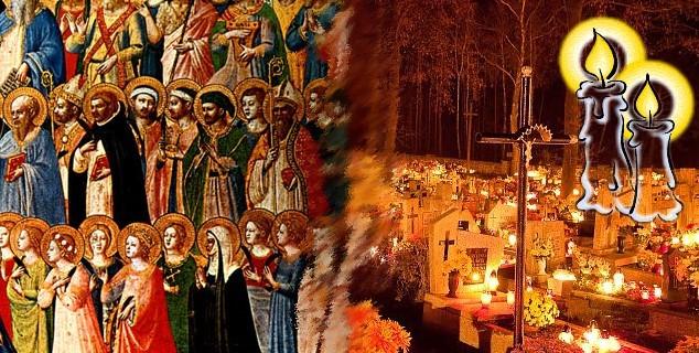 Wszystkich Świętych i Zaduszki