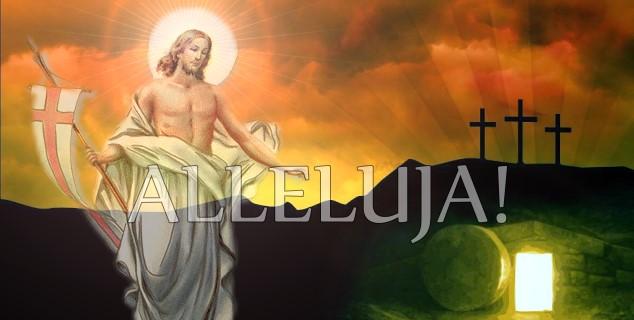 Chrystus Zmartwychwstał!