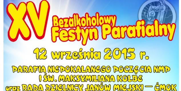 Festyn Parafialny 2015