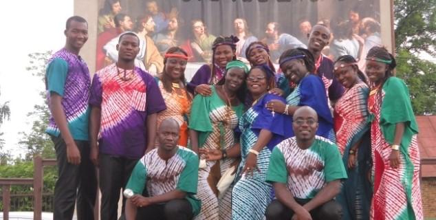 Ewangelizacja prosto z Afryki